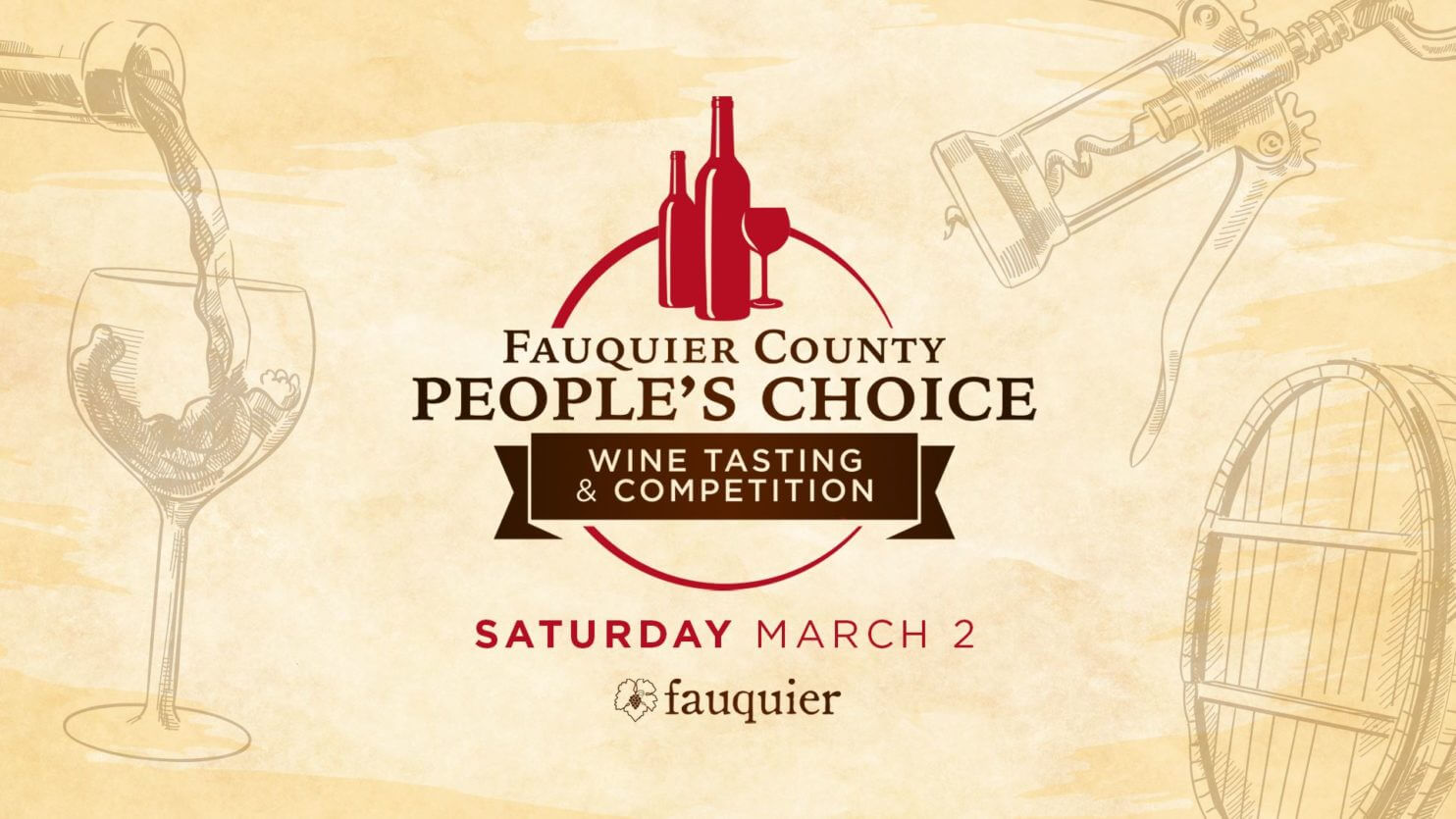 Fauquier County People's Choice Wine Tasting and Competition